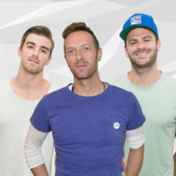 The Chainsmokers feat. Coldplay
