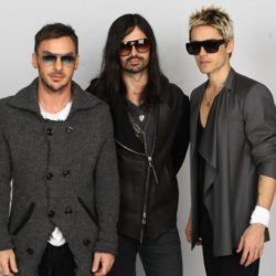 Thirty Seconds To Mars in tour